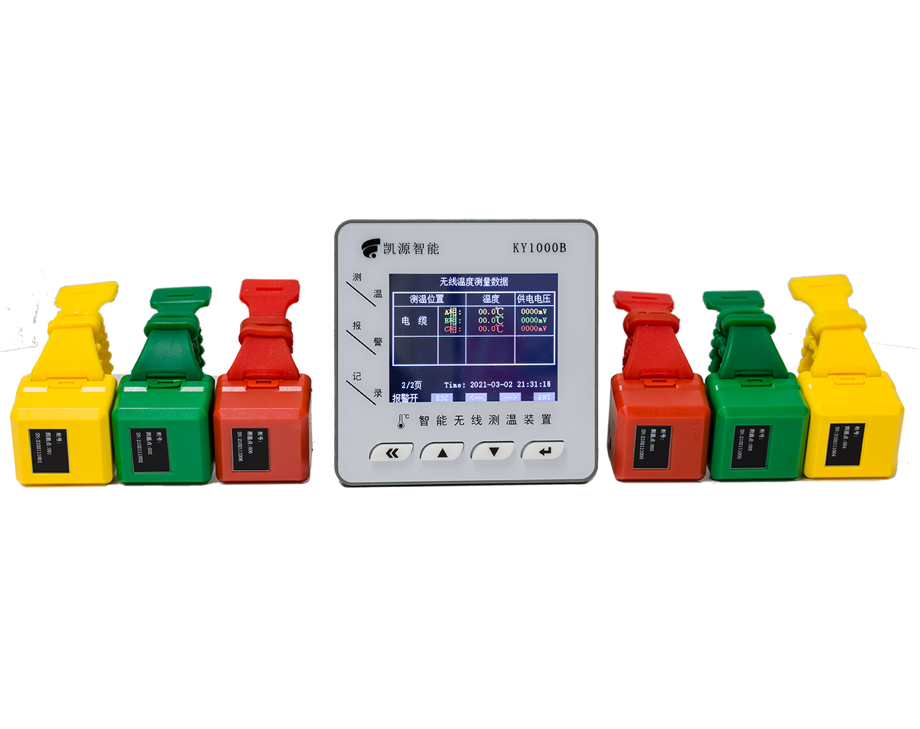 KY1000B智能無線測溫裝置