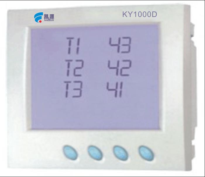 KY1000D電氣觸點多點測溫裝置