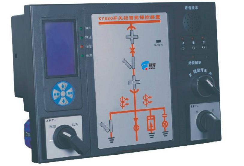KY880智能操控測溫裝置