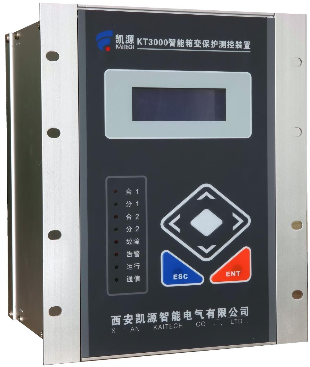KT3320K風電箱變測控裝置